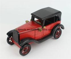 Boa qualidade e de forma requintada Hand-Made artesanato em madeira dons de madeira Carro de madeira para decoração de brinquedos de crianças