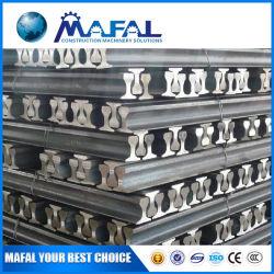 مصنع مباشر يبيع [ليغت ريلوي] فولاذ سكّة حديديّة مع سعر رخيصة