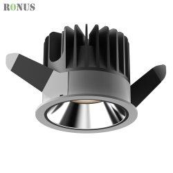 BinnenVerlichting RM001 Downlight van het Plafond van de Lamp van de Vlek van Duitsland van de LEIDENE Schijnwerper van de MAÏSKOLF de Standaard 8-15W Lichte