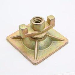 타이 로드용 성형형 앵커 윙 너트 스위블