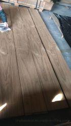 Разрез Slict природных из тикового дерева шпона