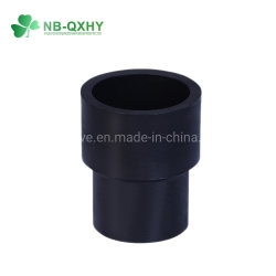 Tubo de PE Soldadura Buttfusion reduzindo a conexão do tubo de HDPE de Acoplamento