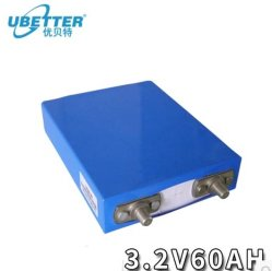 3,2V 60ah Prismatic LiFePO4 batterijhouder voor opslagbatterij