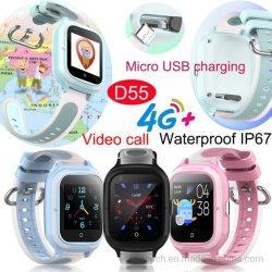 2020 4G Nueva llamada de video vigilancia GPS Tracker con Impermeable IP67