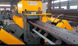 ماكينة تمييز وحفر CNC لزوايا الصلب