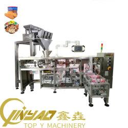 Heißer Verkaufs-horizontaler Kissen-Biskuit-automatische Verpackungsmaschine