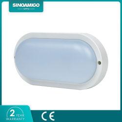 IP65 防水防防塵防防塵 LED バルクヘッドウォールランプオーバルバンカー