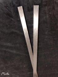 Clarabóias de plástico reforçado por fibra de vidro Tiras sobrepostas Pultruded Barra Chata