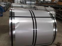 Bobina in acciaio inox 201 laminata a freddo in rame a metà (1%CU 1%Ni)