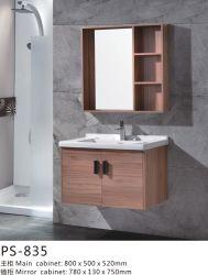 أثاث حمام من الخشب الصلب/حمام زجاجي خزانة/حمام حديث