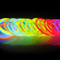 Bracciale Glow Stick per Party Glow in the Dark