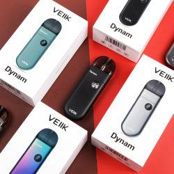 도매 바이익 리필식 포드 장치 Dynam 전자 시게라트 키트