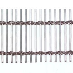 河北の製造所のステンレス鋼建築編まれたワイヤー飾り布
