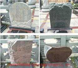 [إيوروبن] يهذّب تكاليف رخيصة [غ654] /G603/664 رماديّة/سوداء /Red حجارة صوّان شاهد القبر نصب لأنّ قبر