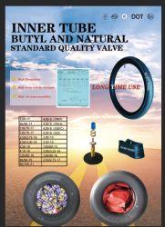 부틸 자연 타이어 또는 타이어 또는 기관자전차 또는 자전거 또는 차 또는 트럭 내부 관