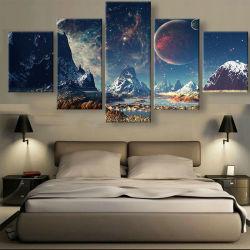 لوحة فنية تجريدية لوحات فنية بورتريه بورتينج 3D لوحة ماسية صور حائط فنية
