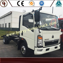 الصينية Sinotruk شاحنة تفريغ صغيرة لبيعها