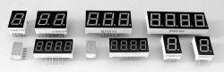 メートルのための照る7つのセグメントLED表示