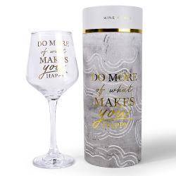 Großhandelswein-Glas schützen verpackenkästen heißen stempelnden Drinkware Zylinder-Papppapier-Gefäß-Kasten