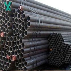 Acero ASTM A53 de acero al carbono sin fisuras de tubería sin costura