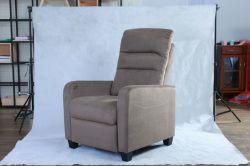 柔らかいファブリックリクライニングチェアの現代簡単な中国の椅子