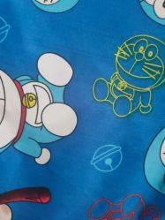El patrón de dibujos animados de hoja de ropa de cama Ropa de cama para niños