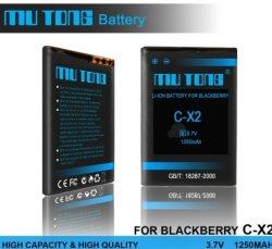 Высокая емкость Li-ion аккумулятор для Blackberry для мобильного телефона C-X2