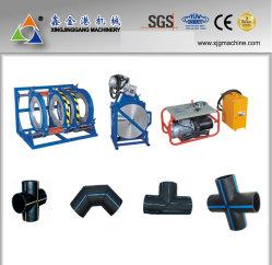 Tubo della saldatura Machine/HDPE dell'accessorio per tubi della saldatura Machine/HDPE della macchina della saldatura di testa dell'HDPE/del tubo fusione Machine/HDPE di estremità che congiunge la saldatrice del gomito tubo/della macchina