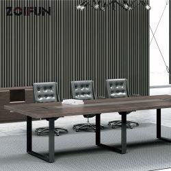 سطح صلب عالي الجودة أكريليك طاولة المؤتمرات أثاث مكتب