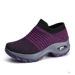 Best Sell Mode Günstige Atmungsaktive Frauen Casual Sport Walking Style Schuhe