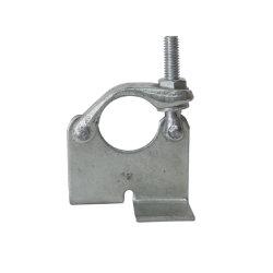 Tubo de metal Casti andamios sujetadores de Clip de cierre angular /el extremo del tubo del acoplador del andamio y el acoplador de tapas de cierre