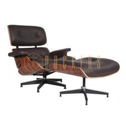 Vintage ergonómico Salón muebles Hotel mediados de siglo, Charles Eames clásico Vintage moderno mobiliario de éxito