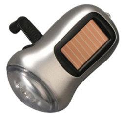 Solardynamo-Taschenlampe (Fackel) (14-2Y2012)