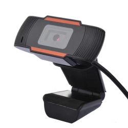 2020 La mayoría Popular2.0 Webcam HD 1080P 480P USB portátil de grabación de vídeo cámara Webcamera con micrófono para PC