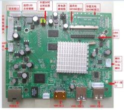 4K выход Ethernet ЖК-Digital Signage системная плата для печатных плат