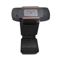 Privada Nueva fábrica de 2020 Herramientas de alimentación USB FHD CAM Cámara En Vivo de 1080p con doble micrófono estéreo USB de sobremesa o portátil Web Cam videollamadas y grabación