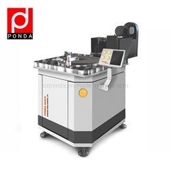 آلة طحن Fonda 460lx Precision من أجل رقاقة السليكون، والطحن القديم، ولوحة الدليل البصري، وموصل الألياف، ولوحة الصمام