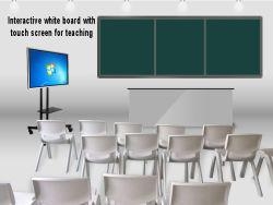 55, 65, 75, 85, 98인치 LCD 디스플레이 스마트 오피스 디지털 올인원 PC 전기 교육 장비 터치 스크린 인터랙티브 터치스크린 키오스크