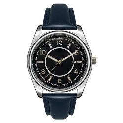 تصميم بسيطة رجال ساعة [فشيون بوسنسّ] مرج ساعة