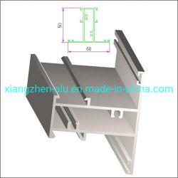 장보증 6063 T5 알루미늄 도어 및 윈도우 프로필 온도 알루미늄 돌출 프로파일 분리