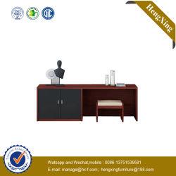 Quarto de madeira resistente Estantes móveis de escritório de decoração a Gaveta de Armazenagem Penteadeira com cadeira