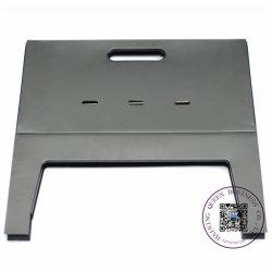 携帯用木炭BBQのノートのバーベキューのグリルはとのハンドルの小型Foldableバーベキューのグリルを運ぶ