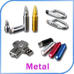 4GB OEM de Schijf van het Metaal USB