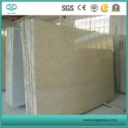 De Chinese G682 Roestige/Beige/Gele Straatsteen van het Graniet/het Behandelen/Bevloering/het Bedekken/Tegels/Plakken/het Gouden Graniet van Consruction/van de Zonsondergang
