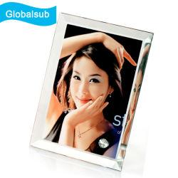 De gepersonaliseerde Sublimatie van de Foto op het Frame van het Glas