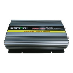 Msi3000 инвертирующий усилитель мощности Max 6000 Вт пиковая мощность 12 В постоянного тока к источнику переменного тока 115V/220V изменения синусоиды автомобильный инвертор Inversor Convertidor