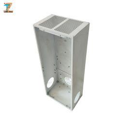 Lichaam van het Kasteel van de Lucht van de Doos van het Geval van de Controle van de Plaat van het metaal het Opzettende Elektro