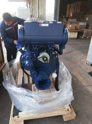 300HP 350HP 400HP Weichai Wd12 Serien-Marinedieselmotor