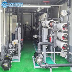 grande industria di capienza 10000lph che tratta desalificazione dell'acqua di mare della macchina