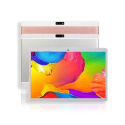 Оптовая торговля 10,1 дюйма с четырехъядерными процессорами с двумя SIM-карты планшетный ПК на базе Android 3G планшетный ПК WiFi GPS, G-Sensor поддерживает 1 ГБ ОЗУ и 16 ГБ для хранения 1280*800 IPS планшетный компьютер